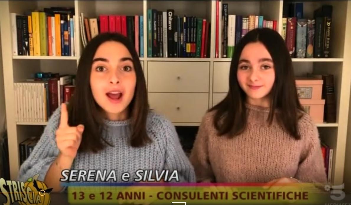 KilometroVerdeParma - Striscia La Notizia - conduttrici