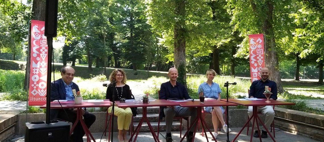 KilometroVerdeParma - Interno Verde Parma
